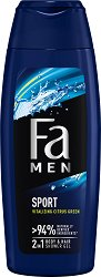 Fa Men Sport 2 in 1 Body & Hair Shower Gel -