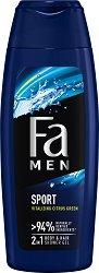 Fa Men Sport 2 in 1 Body & Hair Shower Gel - продукт