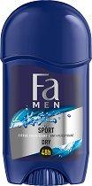 """Fa Sport Energizing Fresh Anti-Prespirant - Стик дезодорант за мъже против изпотяване от серията """"Fa Sport"""" -"""