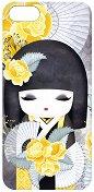 """Калъф за телефон Naomi - Красотата на честността - Аксесоар за iPhone 5 от серията """"Kimmidoll"""" -"""