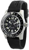 Часовник Zeno-Watch Basel - Quartz GMT Points (Dual Time) 6349Q-GMT-a1