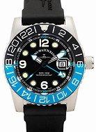 Часовник Zeno-Watch Basel - Quartz GMT Points (Dual Time) 6349Q-GMT-a1-4