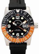 Часовник Zeno-Watch Basel - Quartz GMT Points (Dual Time) 6349Q-GMT-a1-5