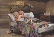 Домашен уют - Даян Денгъл (Dianne Dengel) - пъзел