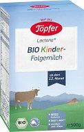 Преходно мляко - Lactana Bio Kinder - Опаковка от 500 g за бебета над 12 месеца -