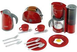 """Детски кухненски уреди - На закуска - Комплект с прибори от серията """"Bosch-mini"""" -"""