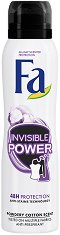 Fa Invisible Power Anti-Perspirant - Дамски дезодорант против изпотяване - дезодорант