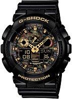Часовник Casio - G-Shock GA-100CF-1A9ER