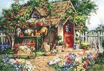 Раят на градинаря - Барбара Мок (Barbara Mock) - пъзел