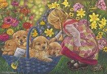 Пълна кошница с любов - Трисия Рейли-Матюс (Tricia Reilly-Matthews) - пъзел
