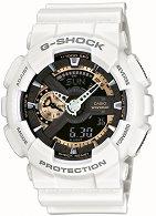 """Часовник Casio - G-Shock GA-110RG-7AER - От серията """"G-Shock"""""""