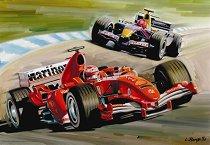 Формула - Луис Баргайо (Luis Bargallo) - пъзел