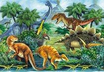 Долината на динозаврите - пъзел