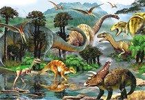 Светът на динозаврите - пъзел