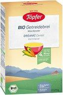 Инстантна био безмлечна зеленчукова каша - Царевица и морков - Опаковка от 175 g за бебета над 4 месеца - продукт