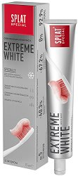 Splat Special Extreme White Toothpaste - паста за зъби