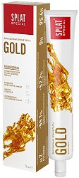 Splat Special Gold Whitening Toothpaste -