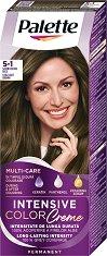 Palette Intensive Color Creme - Tрайна крем боя за коса - паста за зъби