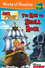 World of Reading: Jake and the Never Land Pirates - The Key to Skull Rock Level Pre-1 -
