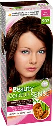 MM Beauty Colour Sense - Безамонячна боя за коса с плодови екстракти -