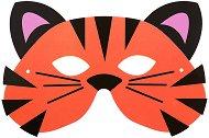 Маска домино - Тигър -