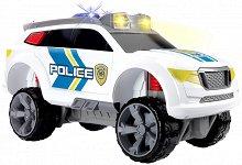 Трансформиращ се полицейски автомобил - Детска играчка - кукла