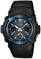 Часовник Casio - G-Shock Wave Ceptor Solar AWG-M100A-1AER