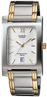 """Часовник Casio - Beside BEM-100SG-7A - От серията """"Beside"""""""
