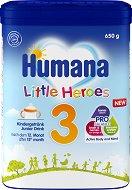 Преходно мляко: Humana Junior - Опаковка от 600 g за бебета над 12 месеца -