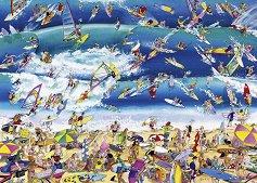 Сърфиране - Блашон (Blachon) - пъзел