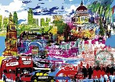 Обичам Лондон! - пъзел