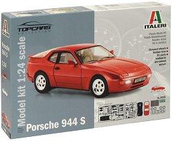 Автомобил - Porsche 944 S - Сглобяем модел -