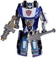 Супер войн - Трансформираща се играчка -