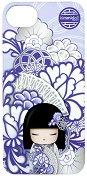 """Калъф за телефон Kyoka - Щастие - Аксесоар за iPhone 5 от серията """"Kimmidoll"""" -"""