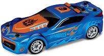 """Кола с дистанционно управление - Drift Rod - Играчка от серията """"Hot Wheels"""" - продукт"""
