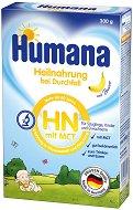 Специална лечебна храна за кърмачета при остра диария - Humana HN MCT - Опаковка от 300 g със средноверижни триглицериди за бебета от 0+ месец -