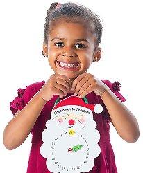 Направи сам - Коледен календар - Творчески комплект - играчка