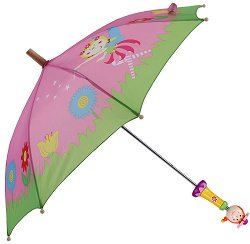 Детски чадър - Пипи - играчка