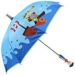Детски чадър - Пират - топка