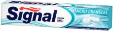 Signal Micro-Granules - Паста за зъби в микрогранули - шампоан