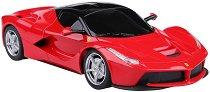 Автомобил - Ferrari La Ferrari - Количка с дистанционно управление -