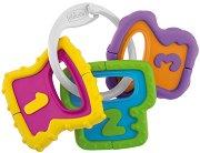 Бебешка дрънкалка - Ключове -