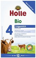 Преходно мляко - Holle Bio Kinder 4 - Опаковка от 600 g за бебета над 12 месеца -