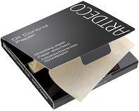 Artdeco Oil Control Paper - Матиращи листчета за лице в опаковка от 100 броя - пудра