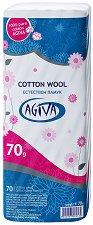 Перфориран 100 % естествен памук - Опаковки от 70 ÷ 100 g - лосион