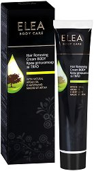 "Elea Body Care Hair Removing Cream Body - Крем депилатоар за тяло от серията ""Argan Oil"" -"
