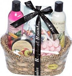 Fruits of Paradise No.102 - Подаръчен козметичен комплект за тяло с микс от плодове - продукт