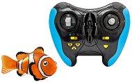 """Плуваща рибка с аквариум - Детска играчка с дистанционно управление от серията """"Robo Fish"""" -"""