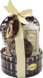 Bella Natura No.19 - Подаръчен козметичен комплект за тяло с екстракт от зелен чай -