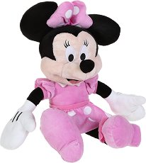 Мини Маус - Плюшена играчка - раница